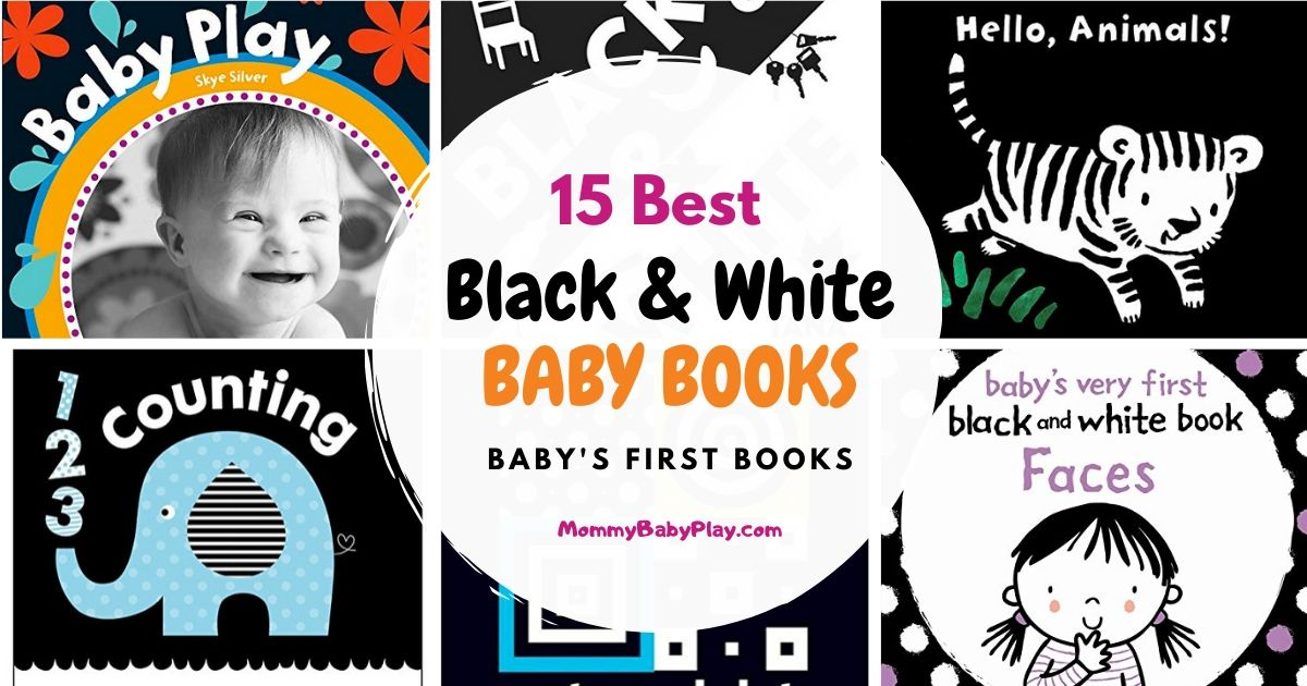 Best Black and White Baby Books