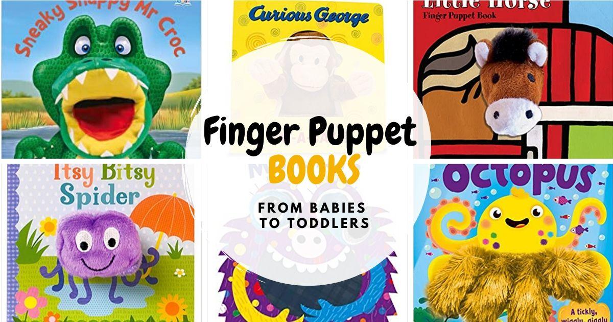 Finger Puppet Books