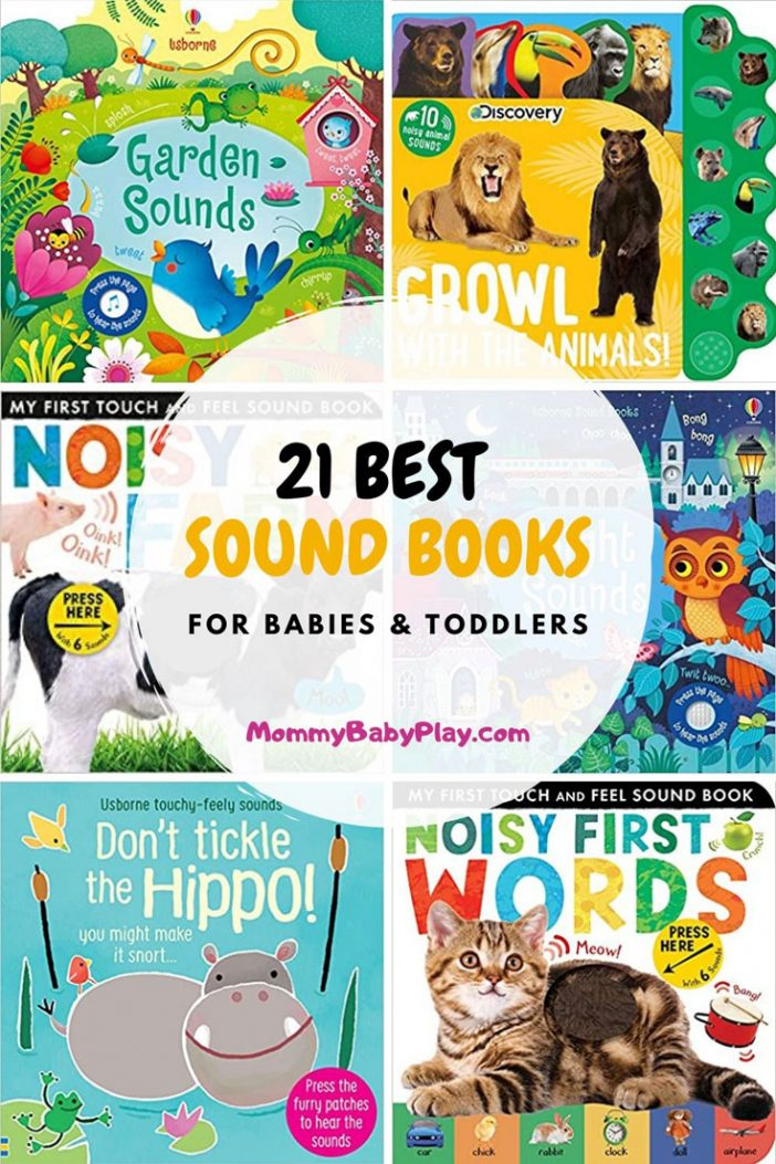 21 Best Sound Books for Babies & Toddlers