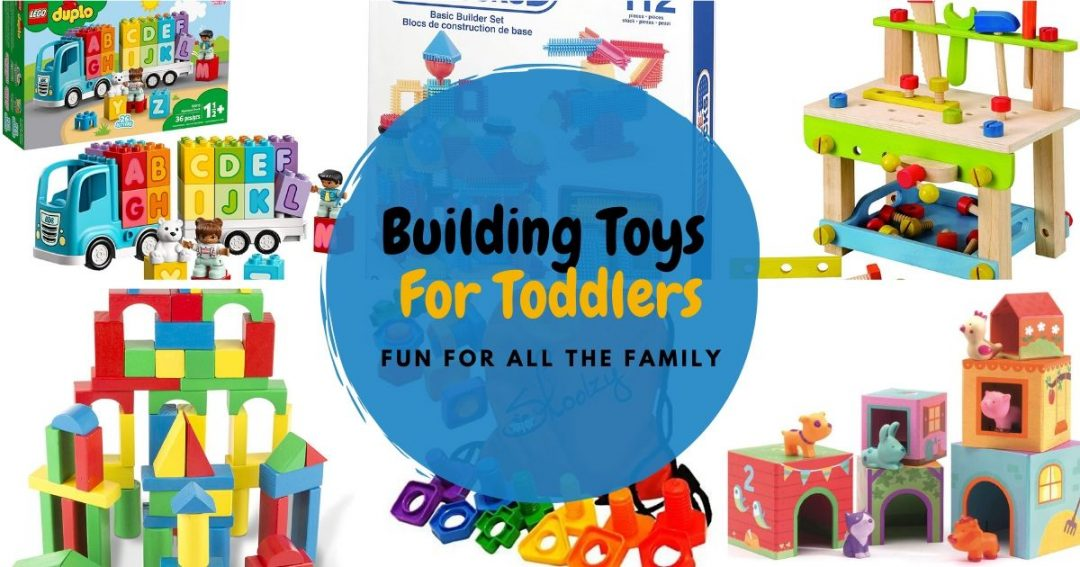 Building Toys For Toddlers