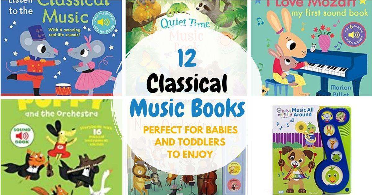 Classical music books