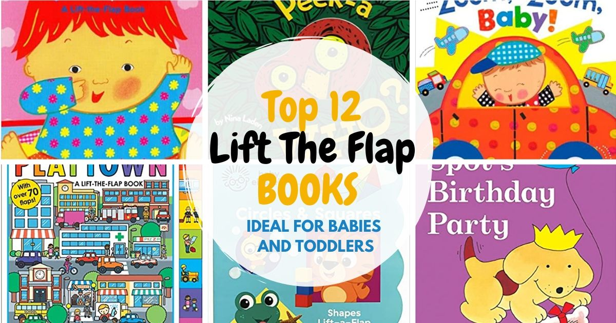 Lift The Flap Books