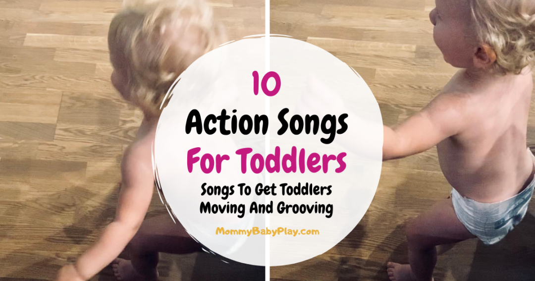 10 Action Songs for toddlers