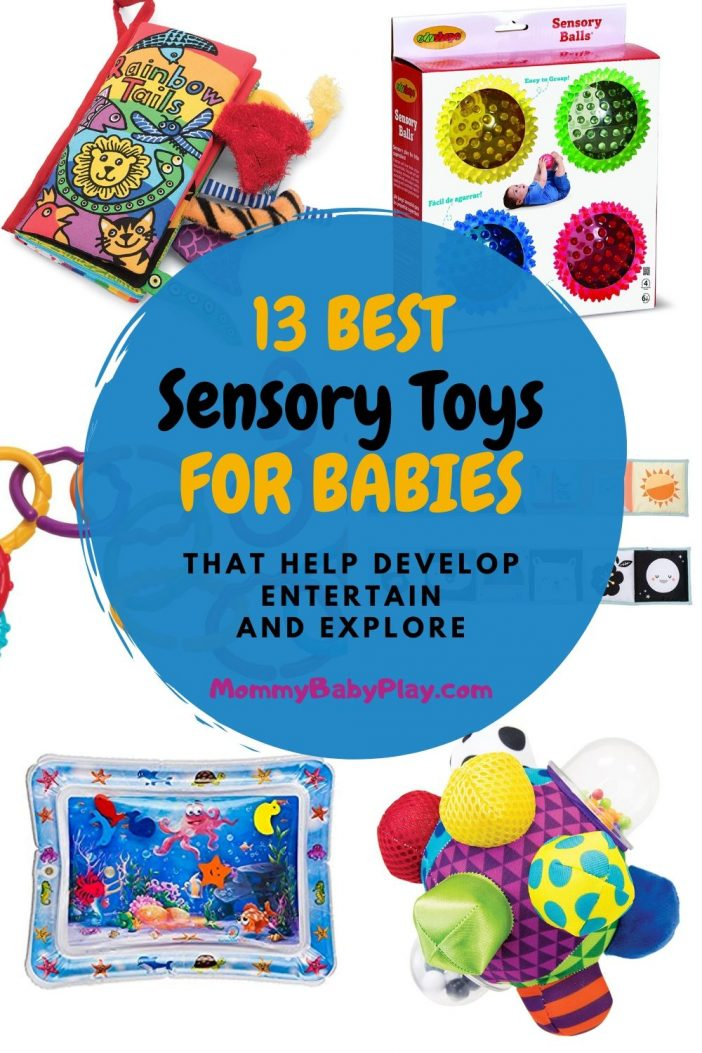 13 Best Sensory Toys For Babies That Help Develop, Entertain and Explore