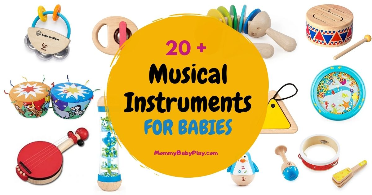 musical instruments for babies