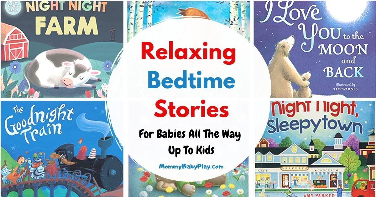 Relaxing bedtime stories