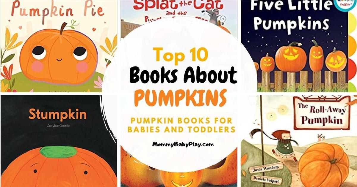 books about pumpkins