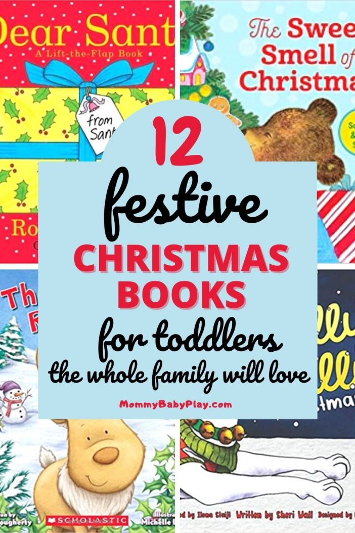 The Best Christmas Books For Toddlers & The Whole Family!