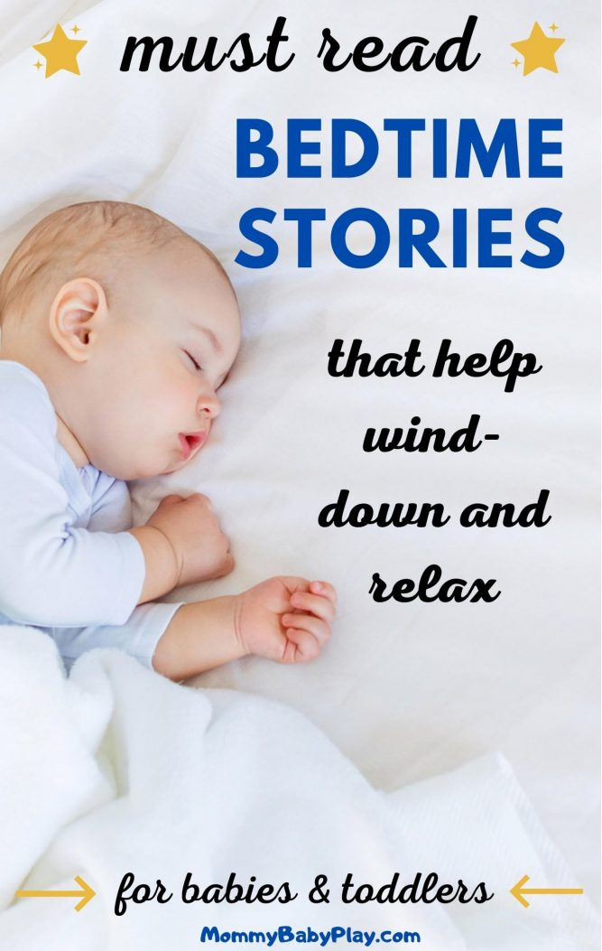 Our top picks of the best relaxing Bedtime Stories For Babies & Toddlers