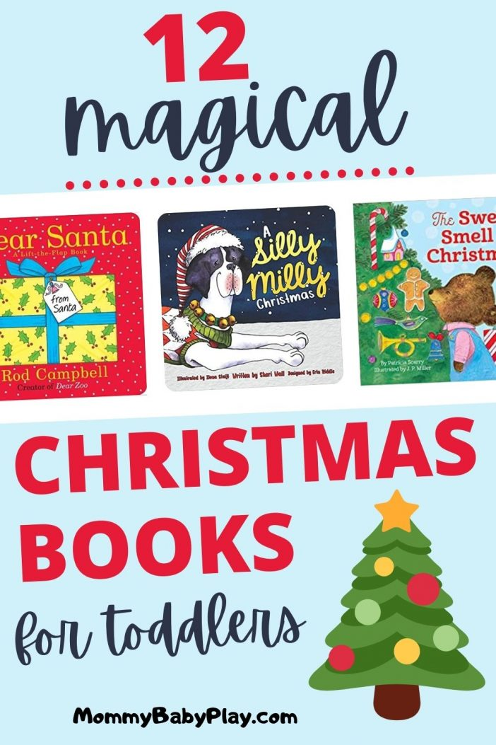 Magical Christmas Books For Toddlers