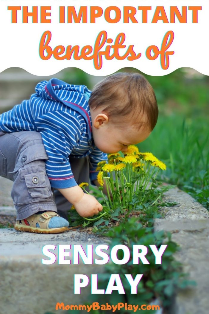 The Important Benefits Of Sensory Play