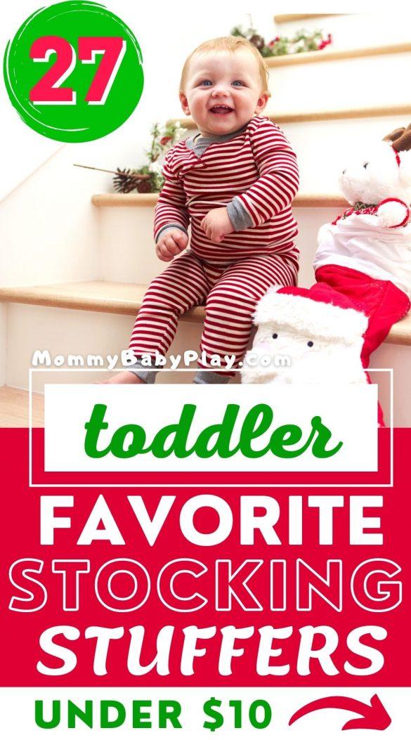 27 Toddler Favorite Stocking Stuffers Under $10
