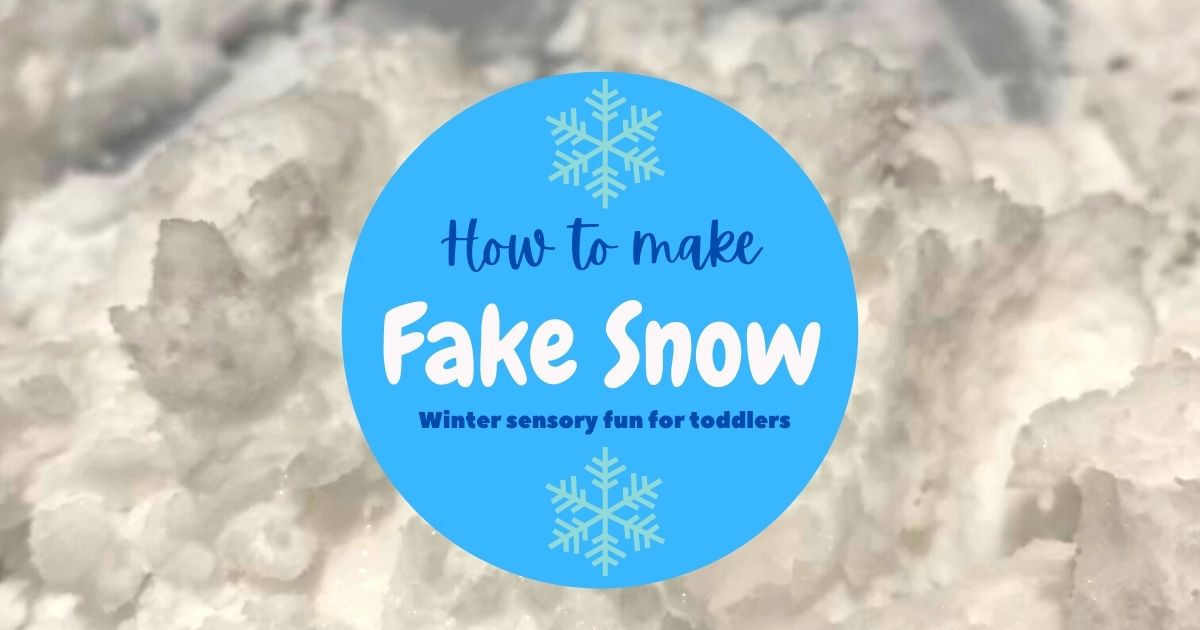 fake snow featured image