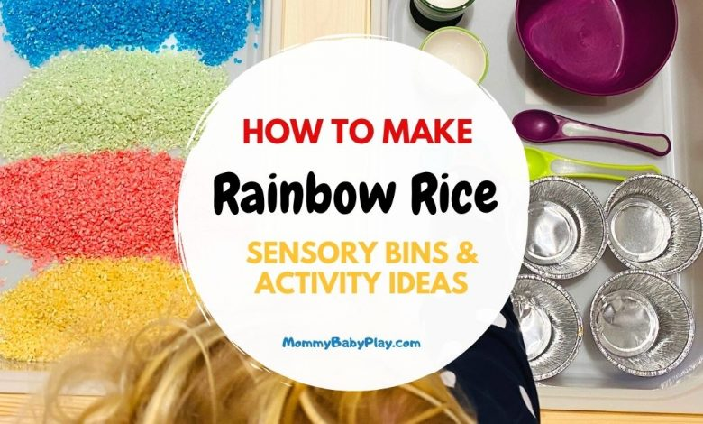 rainbow rice featured image