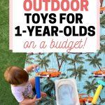 The Best Outdoor Toys For 1 Year Olds