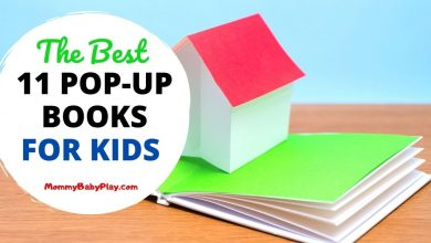 the best pop-up books for kids