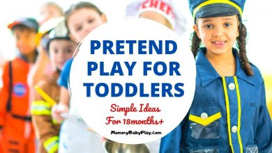 pretend play for toddlers