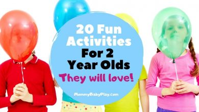 activities for two year olds
