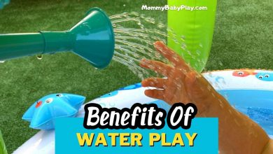benefits of water play