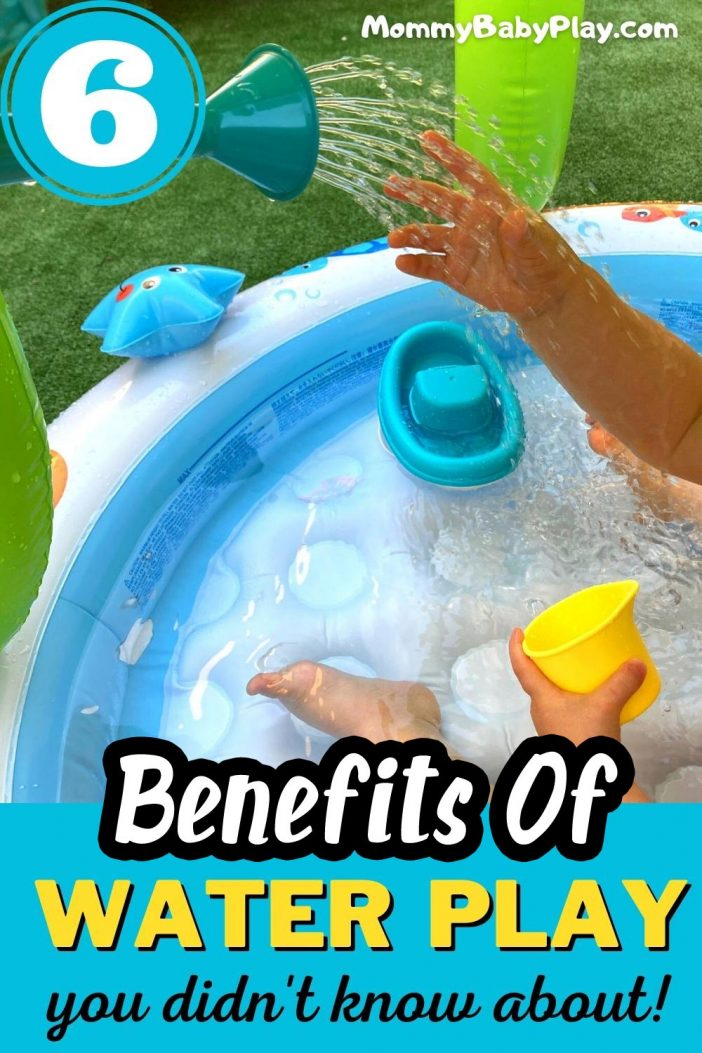 6 Amazing Benefits Of Water Play
