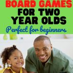 board games for two year olds