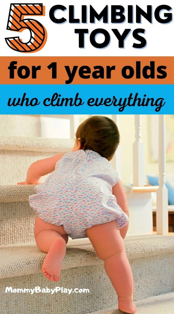 5 Awesome Climbing Toys For 1 Year Olds