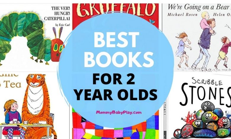 best books for two year olds