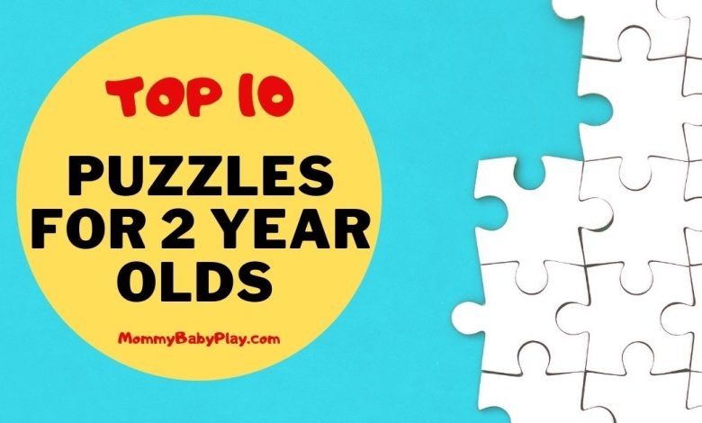 puzzles for 2 year olds